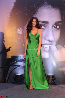Disha Patani in Beautiful Green Gown at her App Launch 029.JPG
