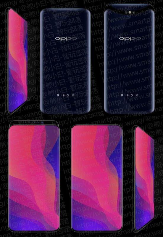 OPPO Find X Might Sport a Sliding Camera Design!