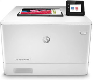 HP Color LaserJet Pro M454dw Driver Download And Review