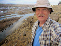 Dan Simpson at Four Dances Natural Area, Billings, Montana