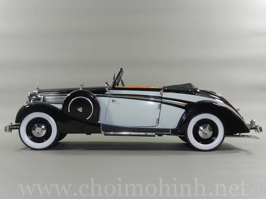 Maybach SW38 1937 1:18 Signature side