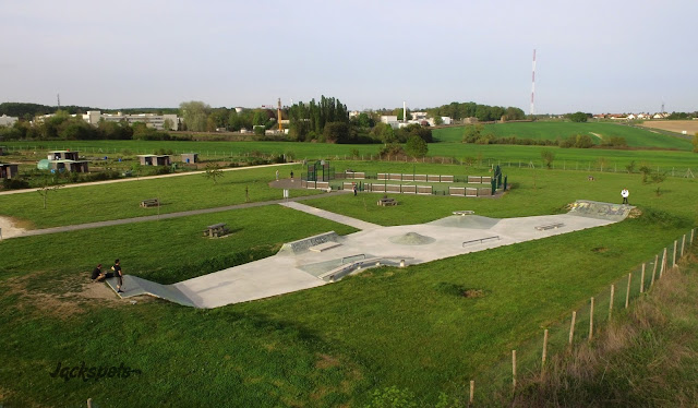 Skatepark Bruyeres