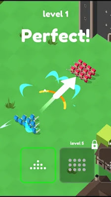 Screenshot Army Clash - Apcoid