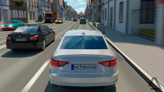Driving Zone Germany MOD APK Terbaru