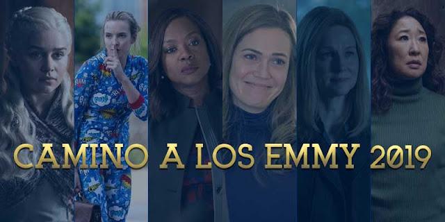 Los Lunes Seriéfilos emmy 2019 mejor actriz drama