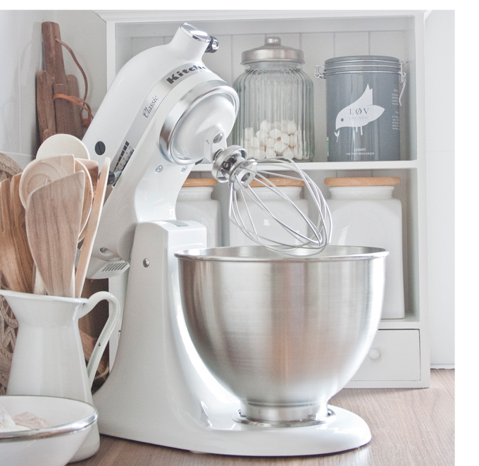 Kitchen Aid Artisian Mini Mier