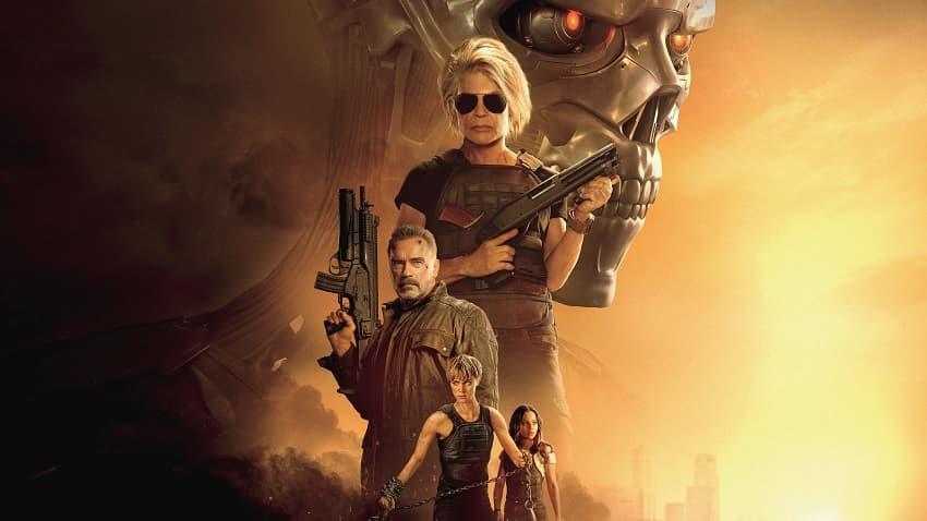 Зачем терминатор убил Джона Коннора в начале фильма Terminator Dark Fate