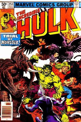 Incredible Hulk #253, Woodgod