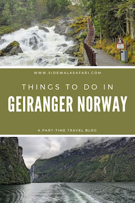 Things to do in Geiranger Norway
