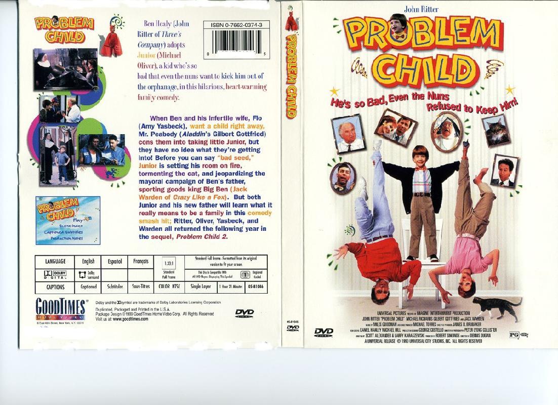 Problem Child 3 Dvd | www.pixshark.com - Images Galleries ...