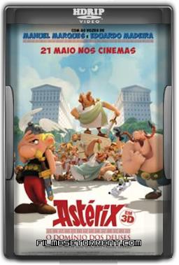 Asterix e o Domínio dos Deuses Torrent R5 Dual Áudio 2016