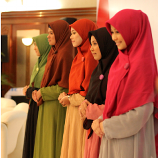 Bisnis Online Hijab