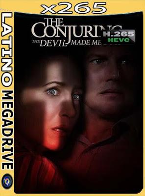 El Conjuro 3: El Diablo Me Obligó A Hacerlo [2021] Latino [x265] HEVC HD [1080P] [GoogleDrive] [Mega] DizonHD