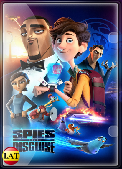 Espías a Escondidas (2019) DVDRIP LATINO