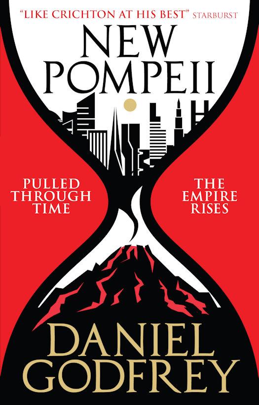 Interview with Daniel Godfrey, author of New Pompeii