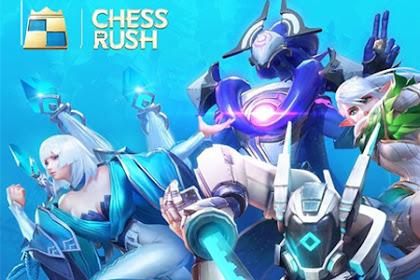Kamu Harus Coba! Combo Chess Rush Terkuat dan Terbaik! Rider atau Human?
