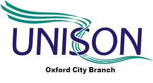 Oxford City Branch of UNISON: 2018