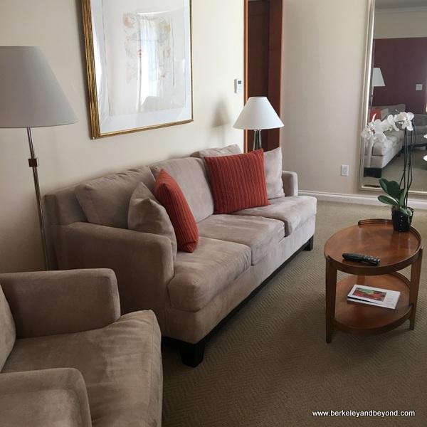 suite at Taj Campton Place San Francisco