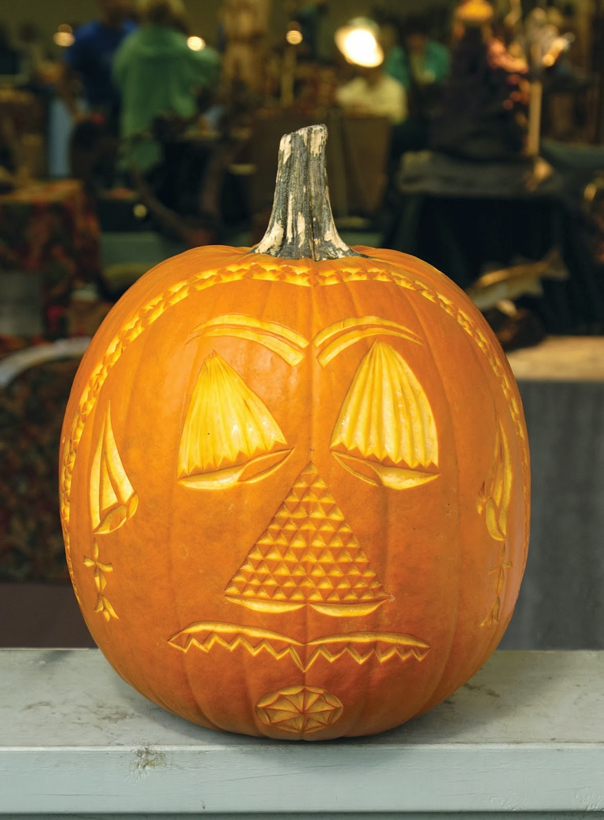 extreme pumpkin carving templates - ramblings of a coffee addicted writer review giveaway