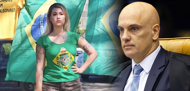 Vindo dos Pampas, o retorno : MPF diz que Sara Winter foi presa ...
