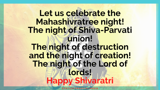 Inspirational MahaShivratri quotes and wishes