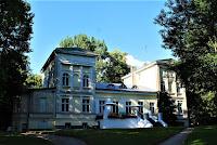 Sapowice - Ośrodek pracy twórczej i wypoczynkowy Bibl. Raczyńskich