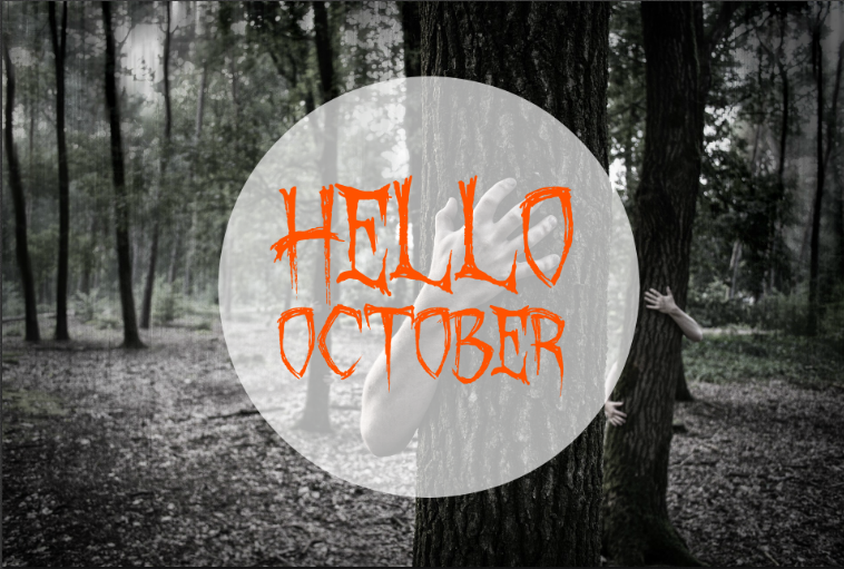 Formidable Joy | UK Fashion, Beauty & Lifestyle Blog | Lifestyle | Hello October | Stranger Things | Stranger Things 2 | Halloween | John Green | Howl's Scream Park | Geostorm | Glamping