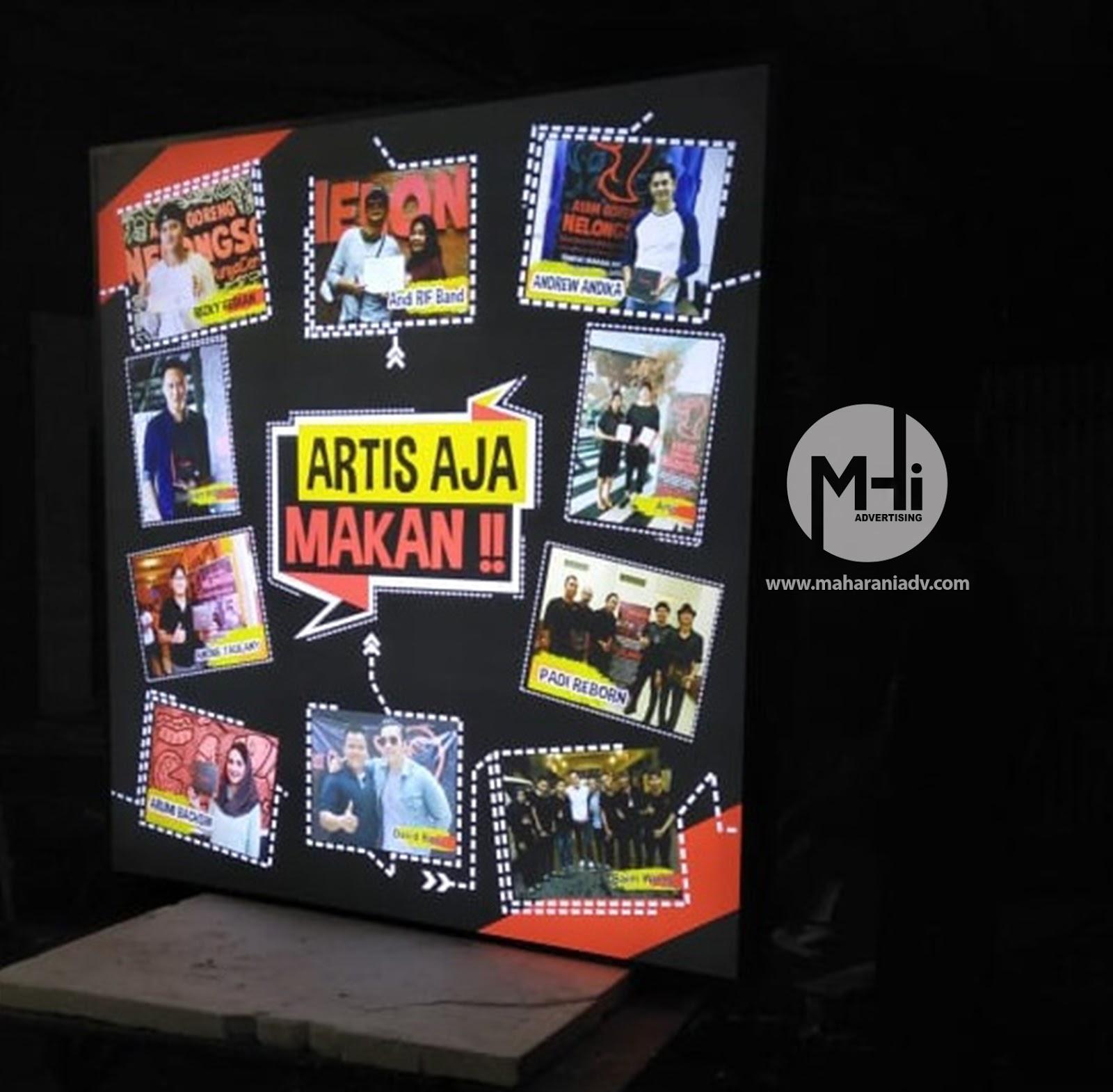 De Sain Neon Box: Harga Neon Box Murah Di Malang