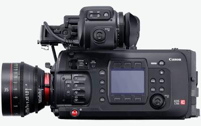 Canon EOS C700 Firmware最新ドライバーをダウンロードする