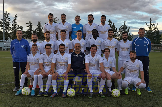 Η Κορωνίδας Κοιλάδας Κυπελλούχος Αργολίδας 2019 -2020