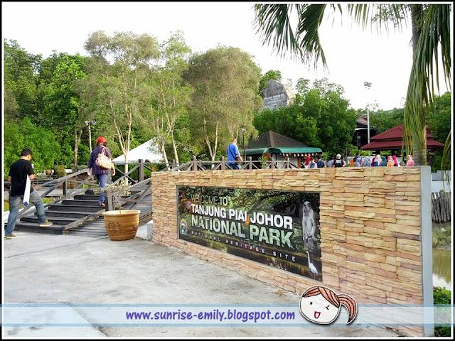 Southern Most Tip of Mainland Asia @ Tanjung Piai Johor National Park