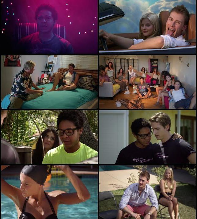 Bikini Model Academy 2015 BluRay 720p