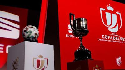 تعرف علي نتائج قرعة دور الـ32 من كأس ملك إسبانيا
