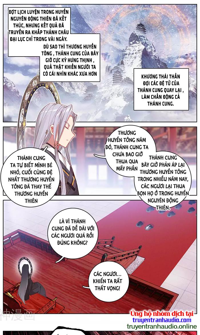 Nguyên Tôn Chương 319 - truyenmh.com