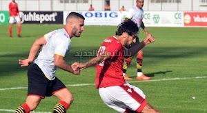بهدف وحيد نادي نجم المتلوي يحقق الفوز على فريق النجم الساحلي في الرابطة التونسية لكرة القدم