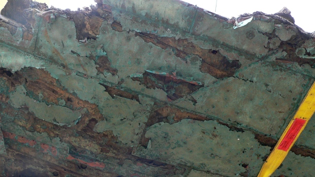 Canadian Coast Guard discovers shipwreck off Nova Scotia coast