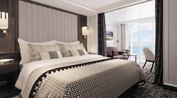 Regent Seven Seas Cruises' Veranda Suites Onboard The Seven Seas Splendor