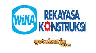 Lowongan Kerja PT Wijaya Karya Rekayasa Konstruksi
