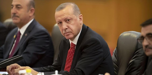 Η Τουρκία αντί ιστορίας έχει ποινικό μητρώο