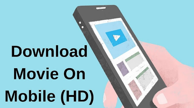 How to download movie from mobile? - WADM