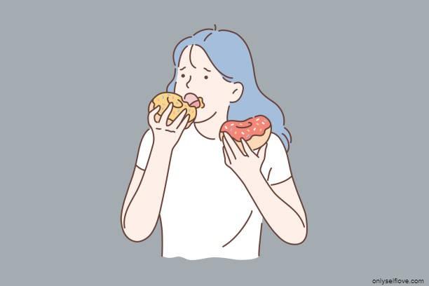 emotional eating junk