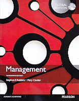 Judul Buku : Management Thirteenth Edition Global Edition