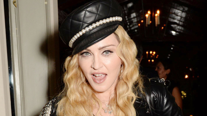 Madonna appeared to flout social-distancing rules at a birthday party