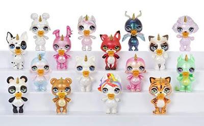 Коллекция Poopsie Sparkly Critters