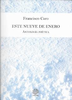 "Paco Caro, poetas tardíos, ""Casa, cuerpo partido"""