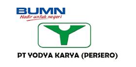 Lowongan Kerja BUMN PT Yodya Karya (Persero) Tbk September 2021