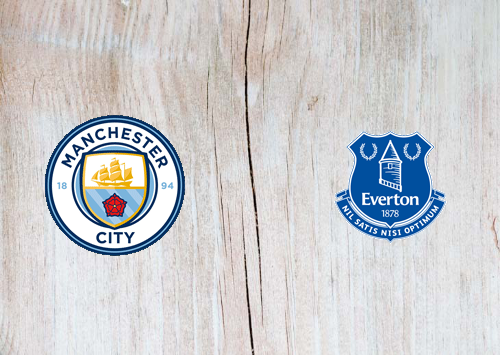 Manchester City vs Everton -Highlights 23 May 2021