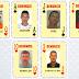Baralho do Crime inclui seis novos foragidos da Justiça