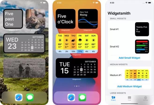 Aplikasi Widget Foto Gratis Terbaik di iPhone (iOS 14)-2