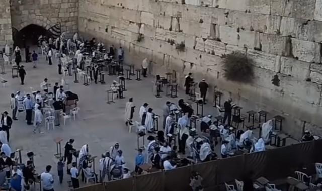 situs keagamaan di israel